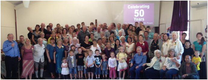 Australia 50th anniv