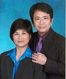 Tomo and Ceny Hirahara