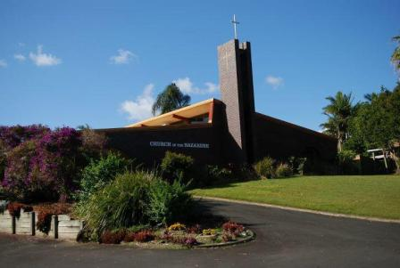 Capalaba church