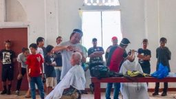 haircut ministry chuuk