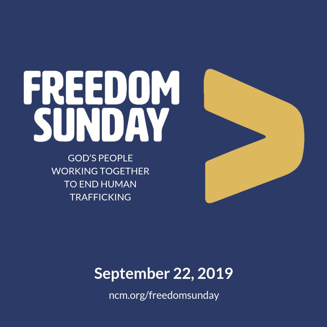 freedom sunday logo