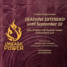Unleash extension announcment