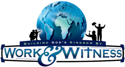 Work and Witness Logo