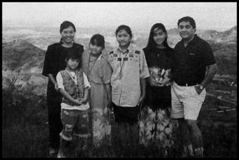 Yangmi Family