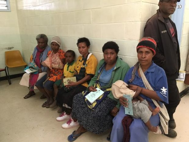 OPD Patients Waiting