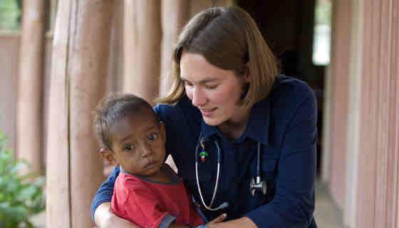 Dr. Erin Meier - Nazarene Hospital.