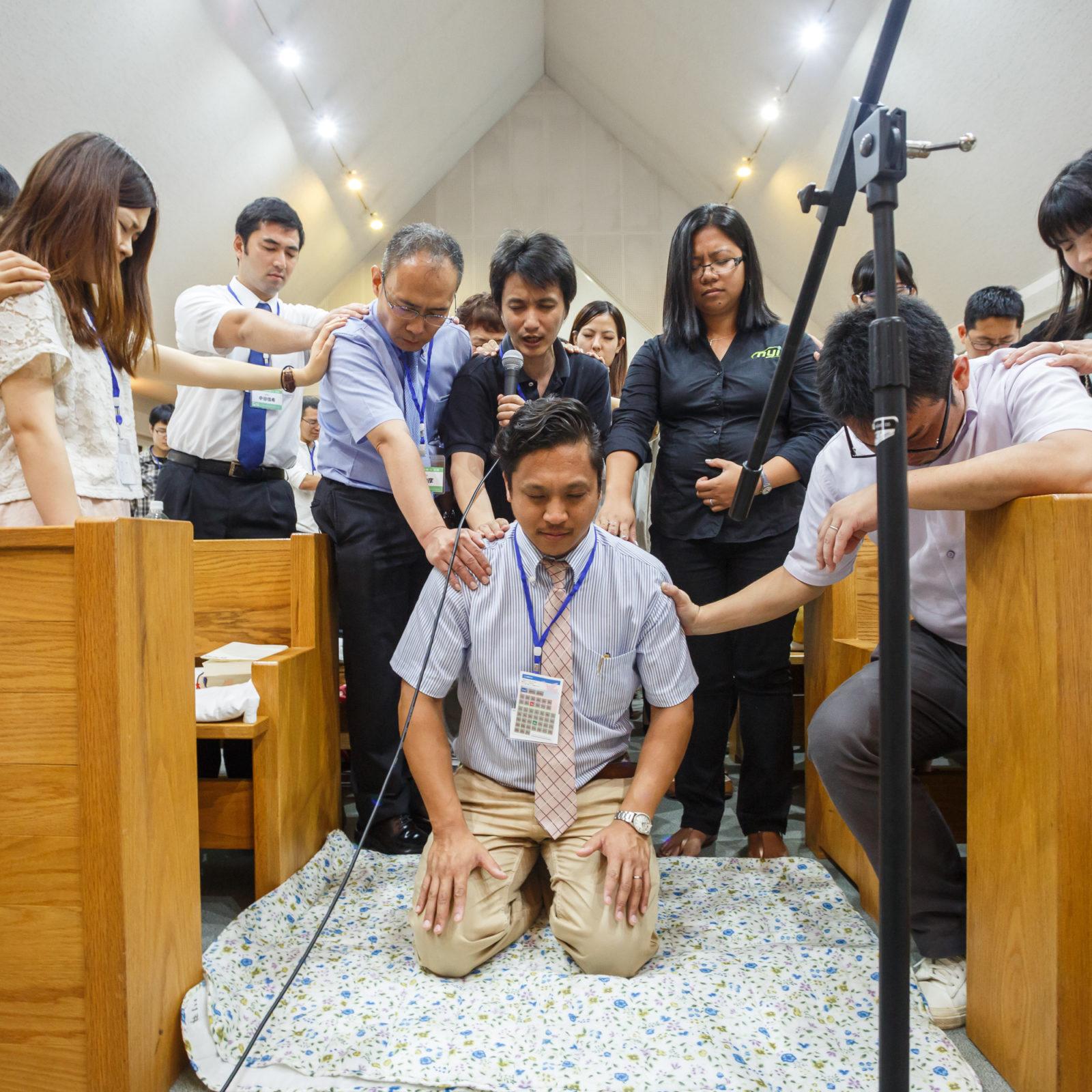 Rev. Tomoaki Goto, next NYI Japan president