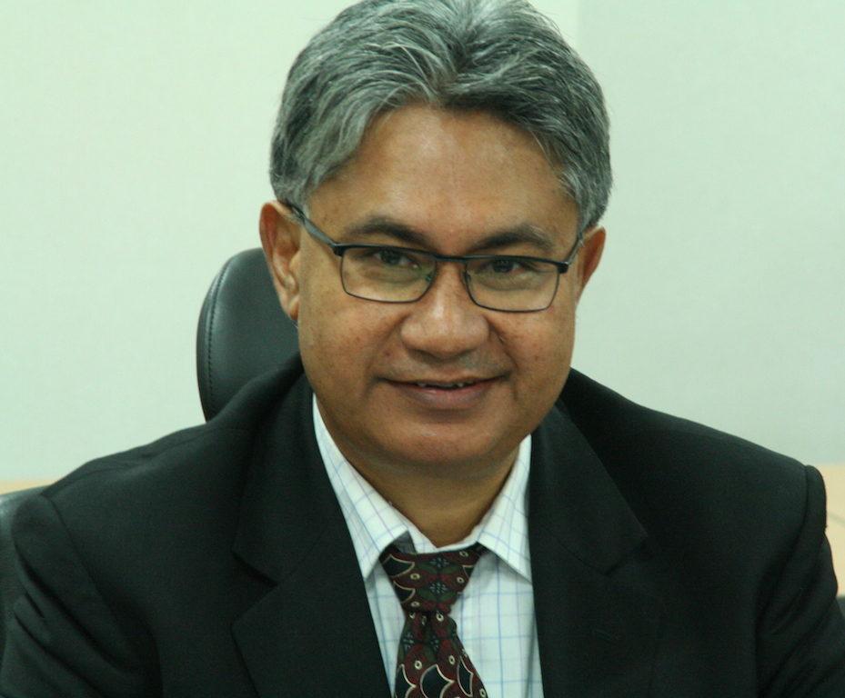 Rev. Atty. Kafoa Muaror, Interim President of APNTS