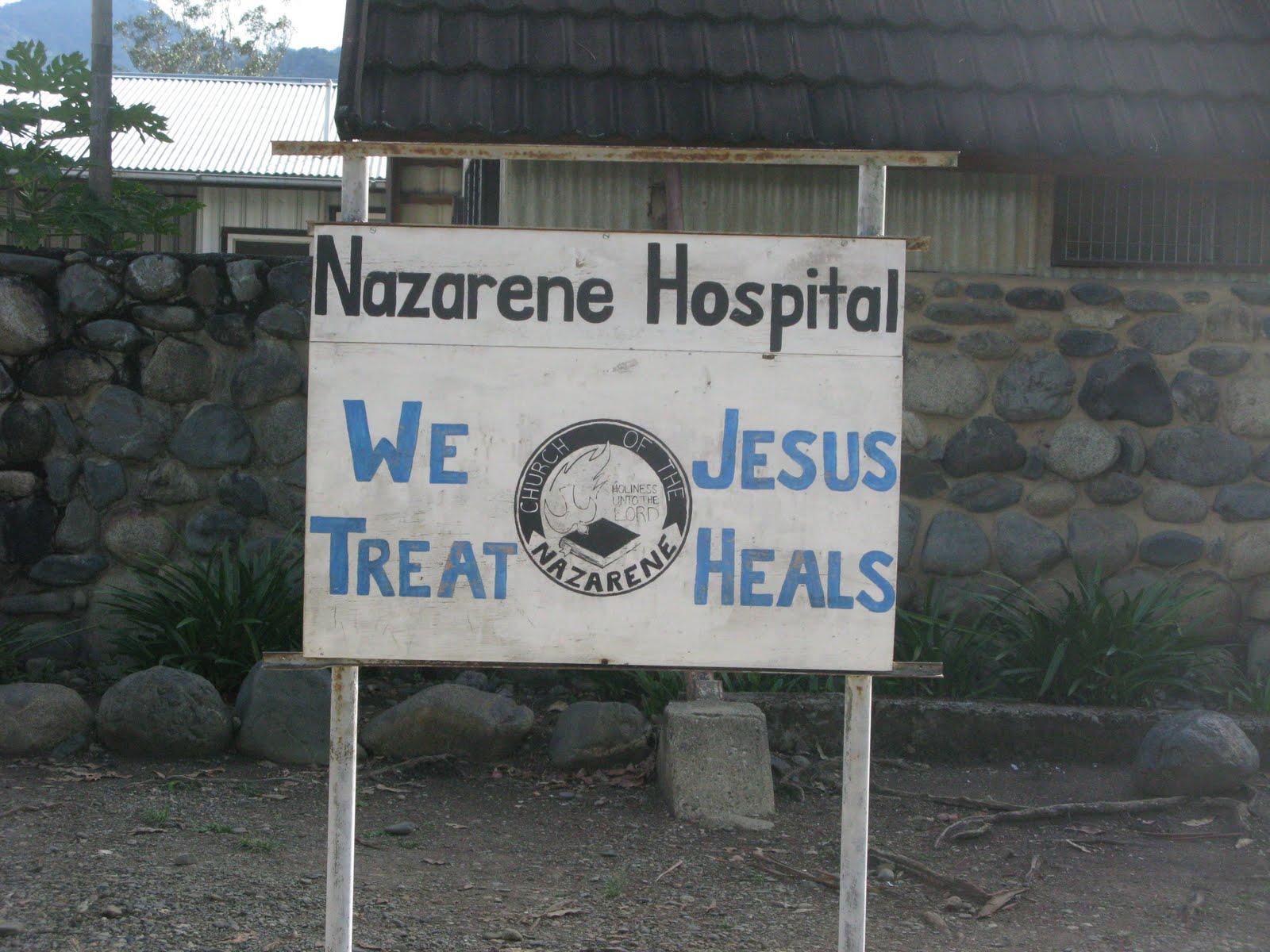 Nazarene Hospital PNG