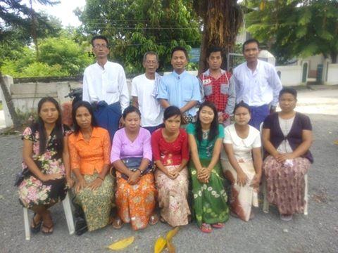 SEANBC Extension class participants.