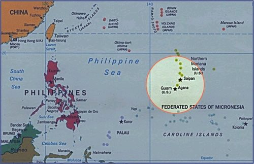 Saipan-Micronesia