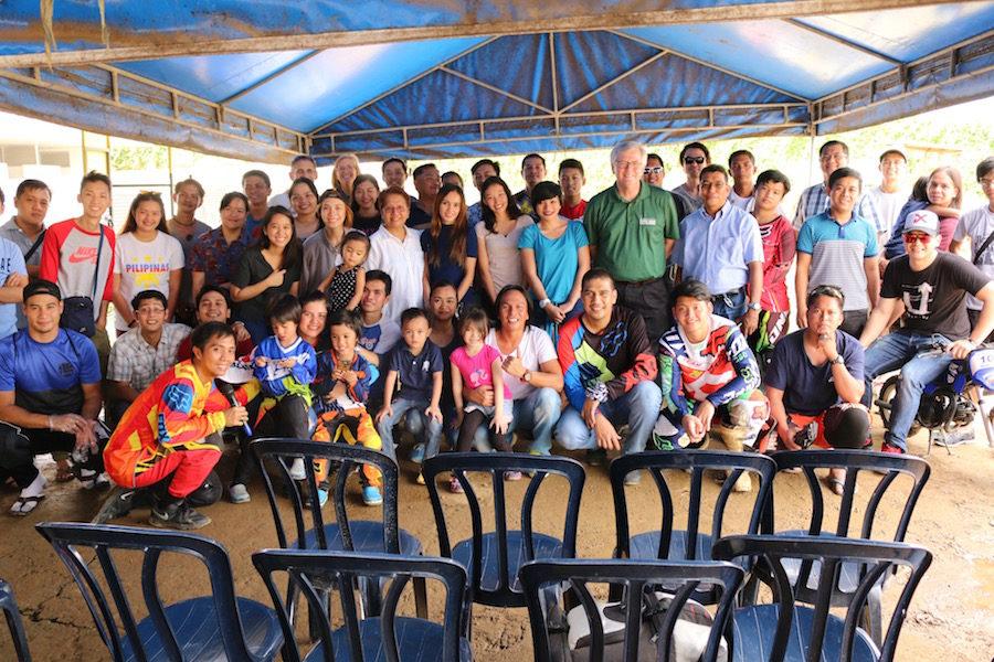 The MMF Church Family.