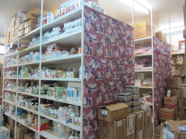 Critically needed medicines