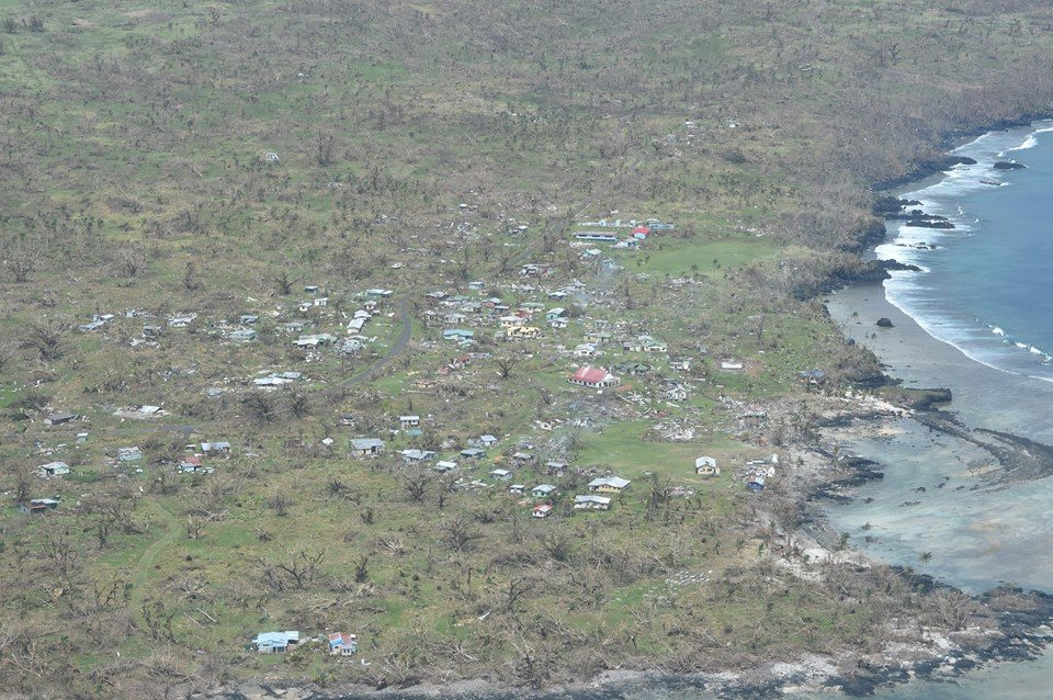 Entire villages in hardest hit coastal zones have been wiped out.